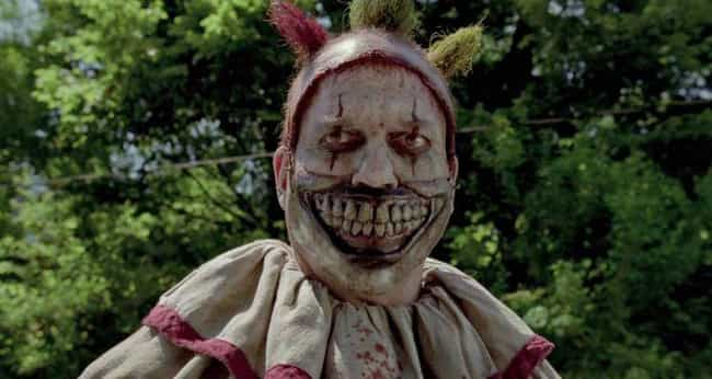 Coulrophobia is listed (or ranked) 4 on the list These Disturbing Phobias Make Life For Their Sufferers A Waking Nightmare