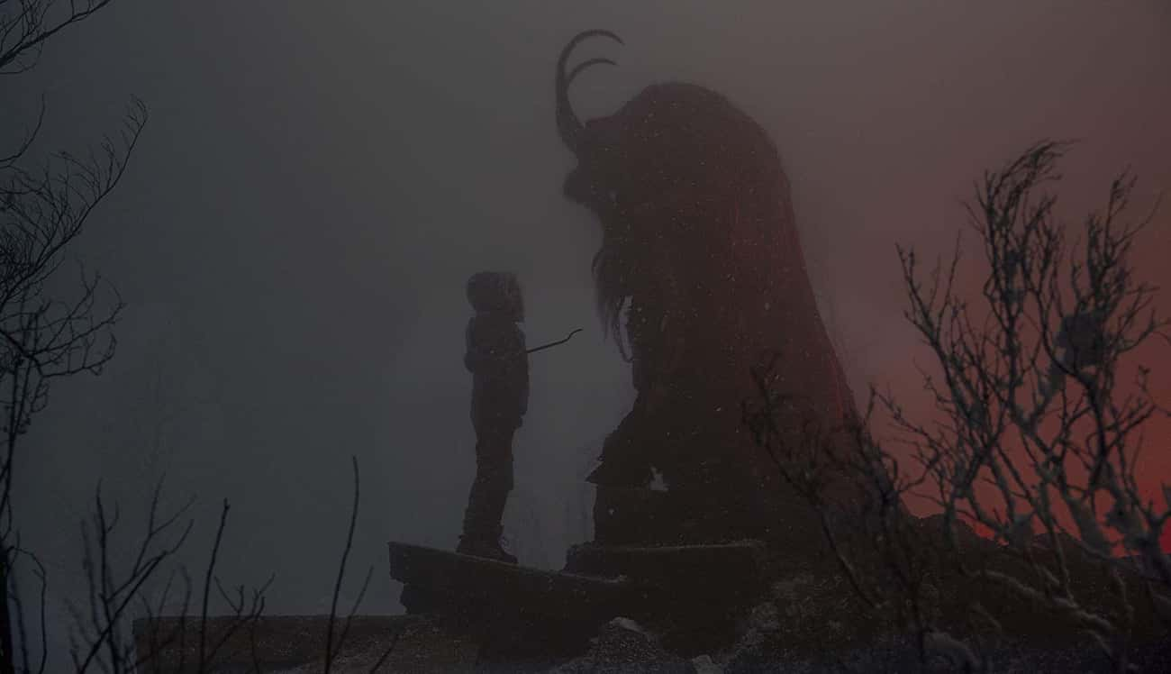 Krampus is listed (or ranked) 2 on the list The Best Movie Monsters Of The 2010s