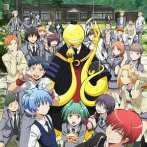 Assassination Classroom is listed (or ranked) 2 on the list The Best Comedy Anime on Hulu