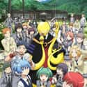 Assassination Classroom ... is listed (or ranked) 7 on the list The Best Tournament Anime on Hulu