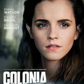 Colonia is listed (or ranked) 14 on the list The Best Emma Watson Movies