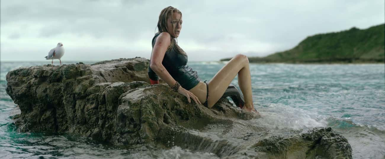 The Shallows is listed (or ranked) 4 on the list Pretty Good Horror Movies That Take Place At The Beach