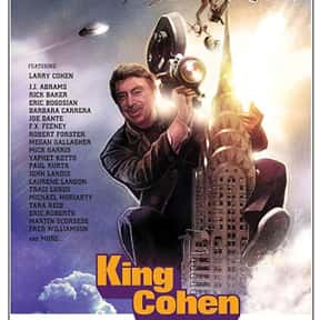King Cohen: The Wild World of  is listed (or ranked) 5 on the list The Best Documentary Movies On Shudder