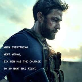 13 Hours: The Secret Soldiers  is listed (or ranked) 11 on the list The Best Movies Directed by Michael Bay