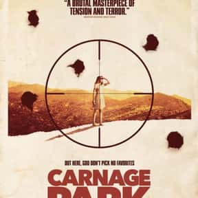 Carnage Park is listed (or ranked) 24 on the list The Best Action Movies of 2016