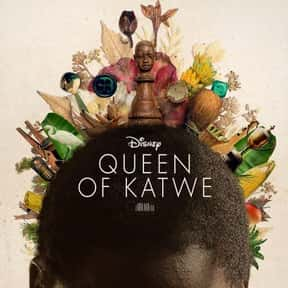 Queen of Katwe is listed (or ranked) 24 on the list The Best Movies No One Saw in 2016