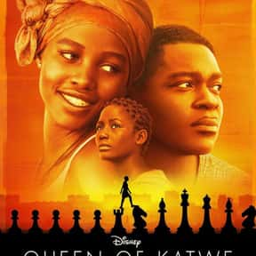 Queen of Katwe is listed (or ranked) 25 on the list The Best Movies for Black Children, Ranked