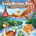 The Land Before Time XIV: Jour... is listed (or ranked) 35 on the list The Best New Kids Movies Since 2015