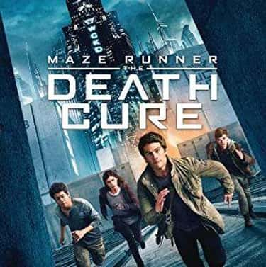 Maze Runner: The Death Cure is listed (or ranked) 2 on the list The Best Movies In The 'Maze Runner' Franchise