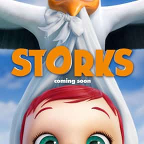 Storks is listed (or ranked) 7 on the list The Best Movies With A Bird Name In The Title