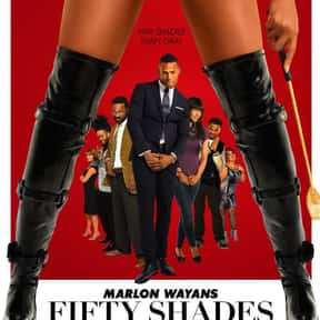 Fifty Shades of Black is listed (or ranked) 1 on the list The Worst Movies of 2016