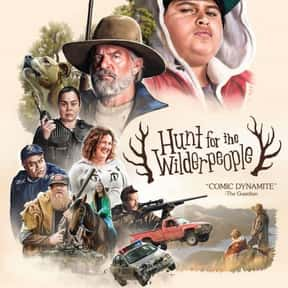 Hunt for the Wilderpeople is listed (or ranked) 5 on the list The Best Movies No One Saw in 2016