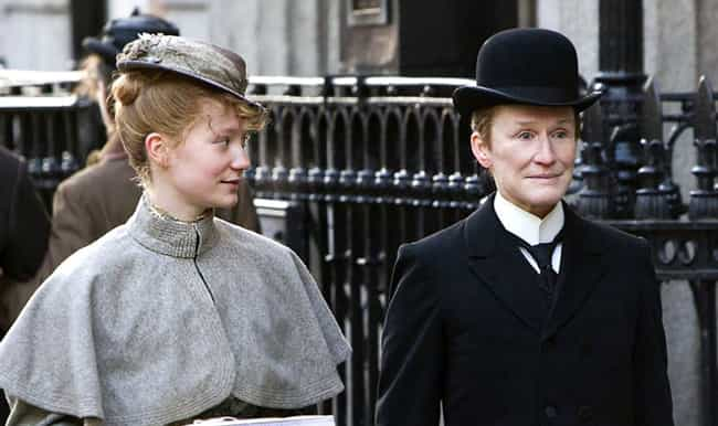 A Walk is listed (or ranked) 4 on the list Albert Nobbs Movie Quotes