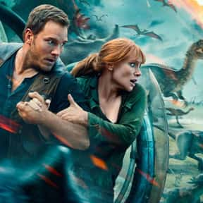 Jurassic World: Fallen Kingdom is listed (or ranked) 10 on the list The Worst Movies That Have Grossed Over $1 Billion
