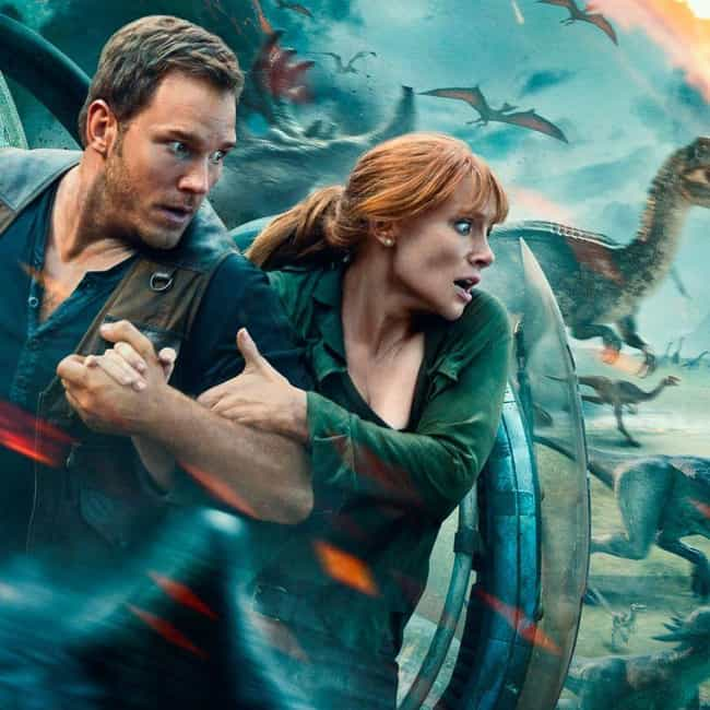 Jurassic World: Fallen Kingdom is listed (or ranked) 4 on the list The Best Movies In The 'Jurassic Park' Franchise