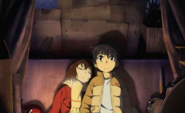 Erased is listed (or ranked) 1 on the list 14 Pretty Good Psychological Thriller Anime