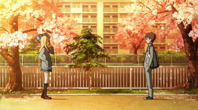 Your Lie in April is listed (or ranked) 1 on the list The 14 Most Tragic Romance Anime