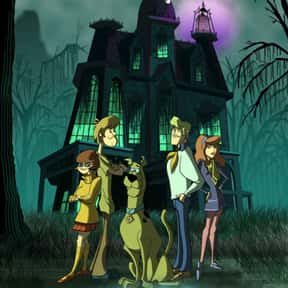 Scooby-Doo! Mystery Incorporat is listed (or ranked) 10 on the list The Best Dramatic Animated Series Ever Made