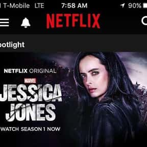 Jessica Jones is listed (or ranked) 18 on the list The Best Comic Book & Superhero Shows of All Time