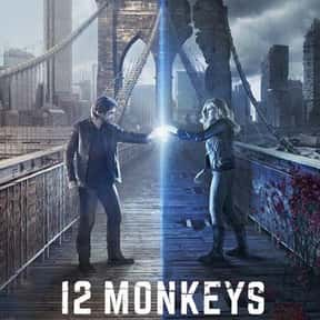 12 Monkeys is listed (or ranked) 11 on the list The Creepiest Sci-fi TV Shows Of 2019