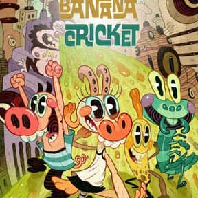 Pig Goat Banana Cricket is listed (or ranked) 15 on the list The Most Annoying Kids Shows of All Time