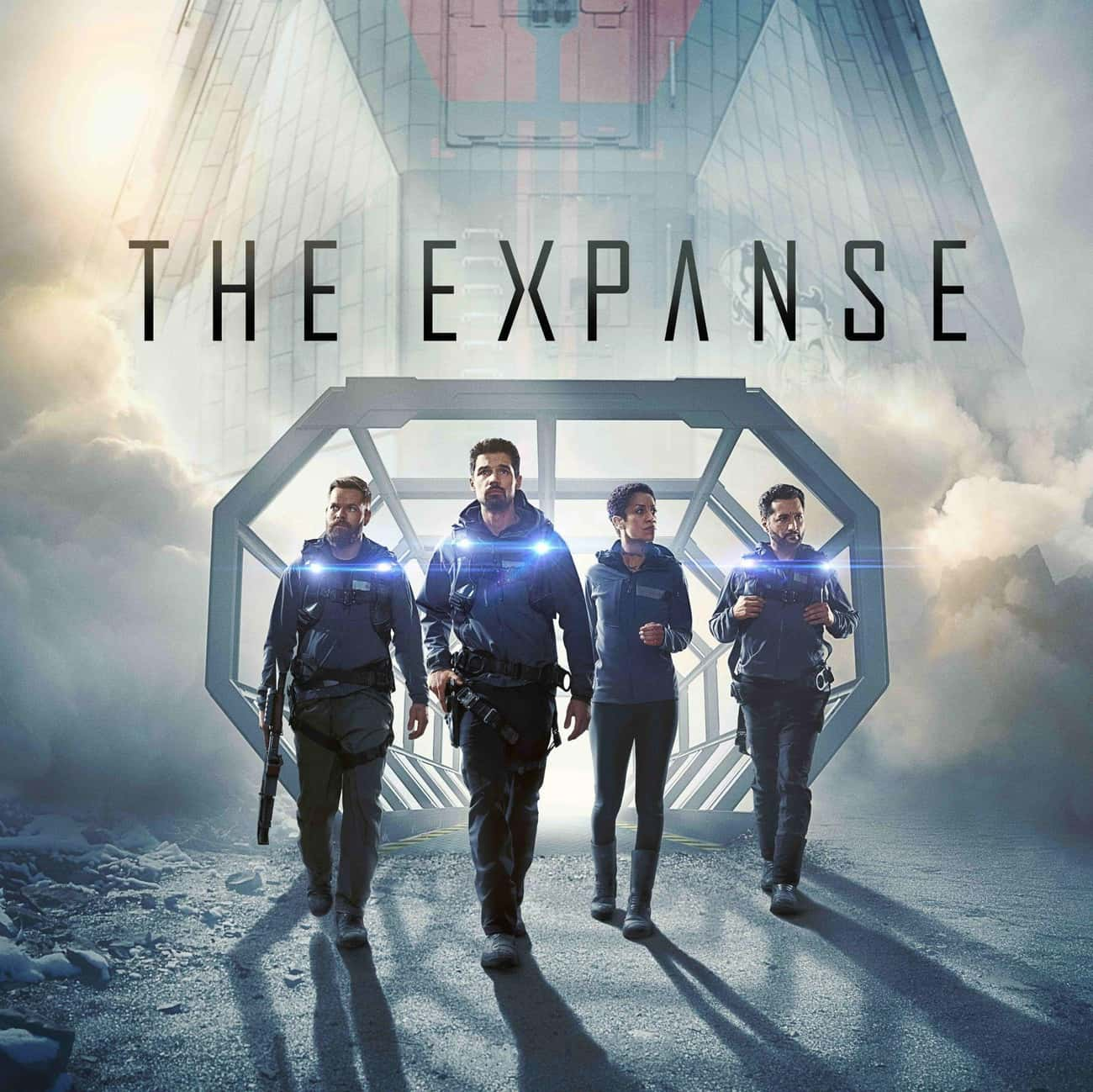 The Expanse is listed (or ranked) 3 on the list The Best Sci-Fi Shows Based On Books