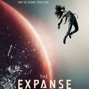 The Expanse is listed (or ranked) 9 on the list Sci-Fi Shows You Should Be Watching Now