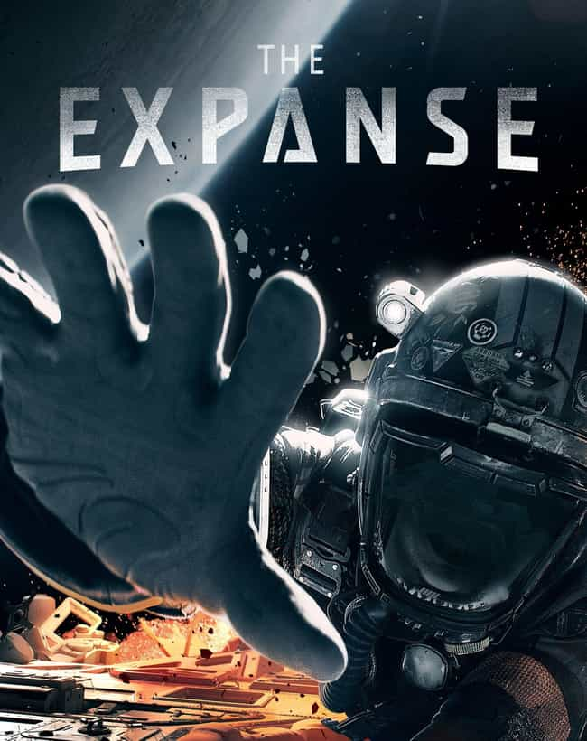 The Expanse is listed (or ranked) 5 on the list What to Watch If You Love 'The Man in the High Castle'