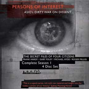 Persons of Interest is listed (or ranked) 12 on the list The Best Biographical Documentary Series