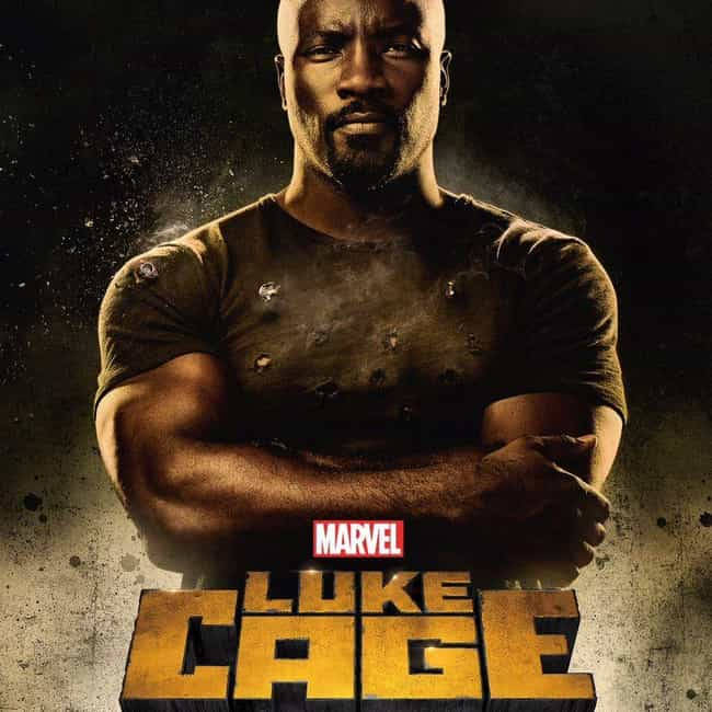 Luke Cage is listed (or ranked) 3 on the list What to Watch If You Love 'Gotham'