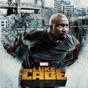 Luke Cage is listed (or ranked) 15 on the list The Best Netflix Original Series