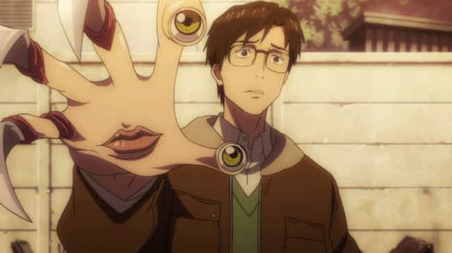 Parasyte: The Maxim is listed (or ranked) 4 on the list The Best Anime Like Fairy Gone