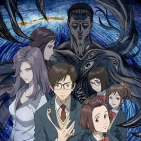 Parasyte: The Maxim is listed (or ranked) 7 on the list The Top Horror Anime of All Time