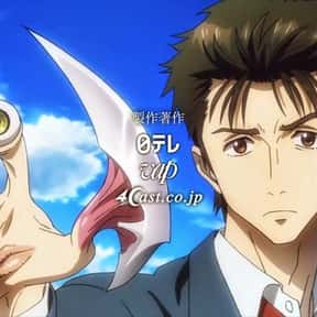 Parasyte is listed (or ranked) 24 on the list The Best Anime Series of All Time