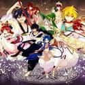 Magi: The Kingdom of Magic is listed (or ranked) 24 on the list The Best Anime To Watch While Working Out