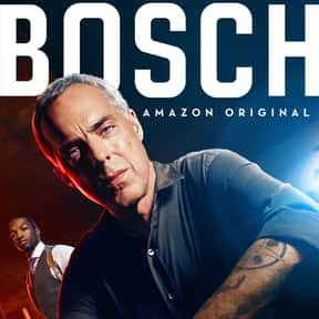 Bosch is listed (or ranked) 16 on the list The Best Crime Shows on TV Right Now