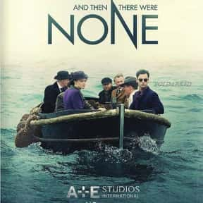 And Then There Were None is listed (or ranked) 10 on the list The Greatest TV Shows Set in the '30s
