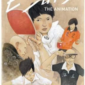 Ping Pong the Animation is listed (or ranked) 21 on the list The Best Anime Like Kids on the Slope