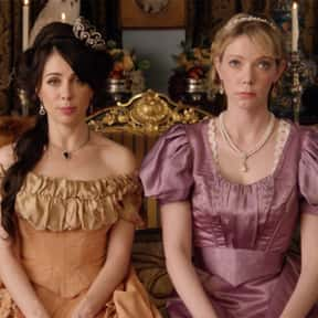 Another Period is listed (or ranked) 3 on the list Paget Brewster TV Show/Series Credits