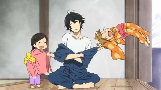 Barakamon is listed (or ranked) 2 on the list Completely Normal Anime About Everyday Life