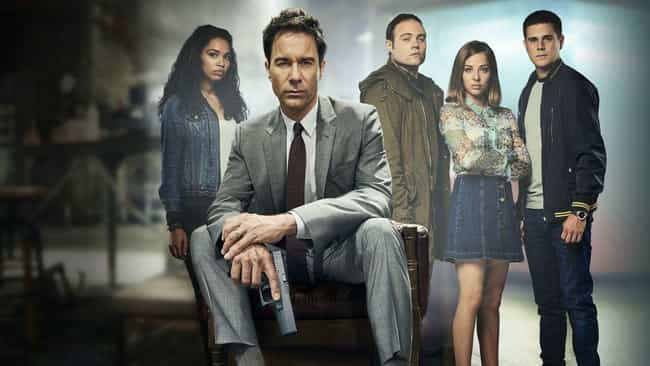 Travelers is listed (or ranked) 4 on the list The Most Underrated Sci-Fi TV Shows Of The 2010s