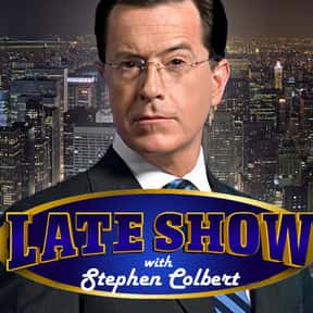 The Late Show with Stephen Col is listed (or ranked) 11 on the list The Best Late Night Talk Shows of All Time