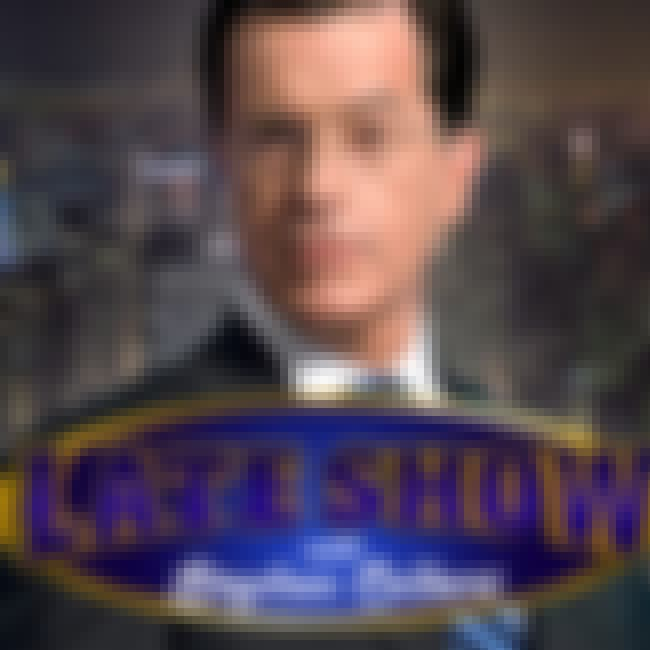 The Late Show with Stephen Col... is listed (or ranked) 2 on the list The Best New Late Night Shows Since 2015
