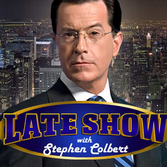 The Late Show with Stephen Col... is listed (or ranked) 3 on the list What to Watch If You Love 'The Daily Show'