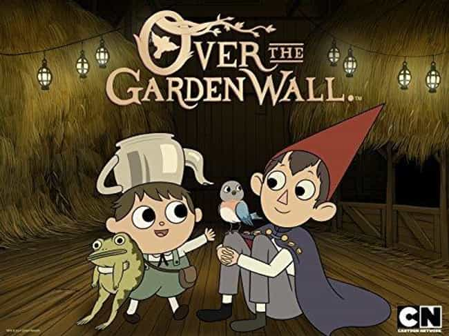 Over the Garden Wall is listed (or ranked) 1 on the list Excellent Animated Miniseries You Can Finish In One Sitting