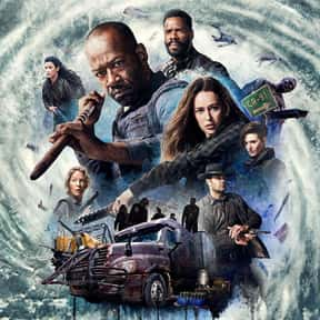 Fear the Walking Dead is listed (or ranked) 25 on the list The Best Television Dramas In 2020