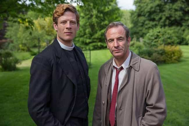 Grantchester is listed (or ranked) 4 on the list What to Watch If You Love 'Sherlock'