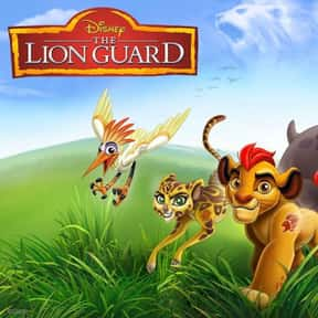 The Lion Guard is listed (or ranked) 21 on the list The Greatest TV Shows About Cats