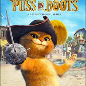 The Adventures of Puss in Boot is listed (or ranked) 11 on the list The Greatest TV Shows About Cats