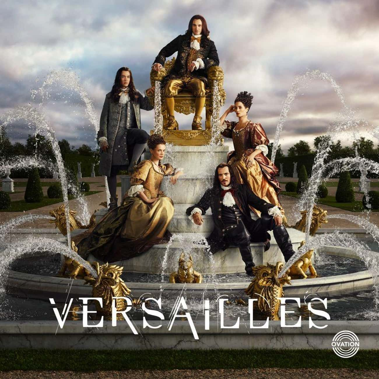 Versailles is listed (or ranked) 3 on the list What To Watch If You Love 'Sanditon'
